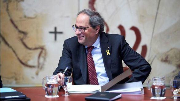 Torra y el 'España nos roba': 'Cada año se van 15.000 millones'