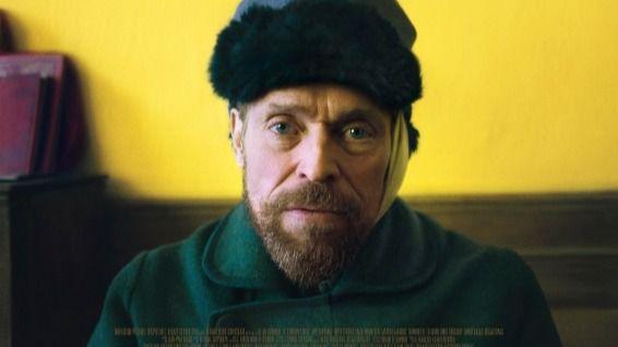Williem Dafoe es Van Gogh en el nuevo biopic del pintor
