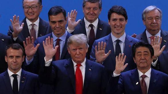Pedro Sánchez defiende el multilateralismo ante el G20
