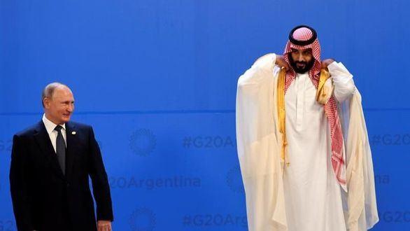 El G20 da la espalda al príncipe Saudí y Putin es el único en apoyarle
