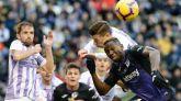 El Leganés toma impulso y deja herido al Valladolid | 2-4