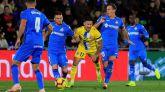El Getafe frena, de golpe, la aspiración del Espanyol | 3-0