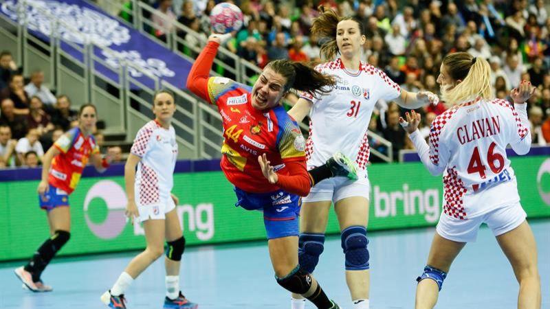 Europeo femenino. España arranca arrasando a Croacia | 25-18