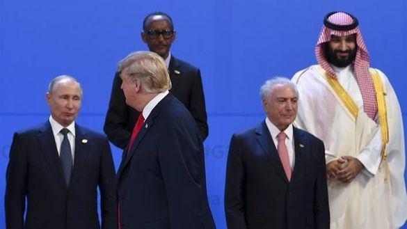 Esta es la tensa declaración final del G20 de Buenos Aires