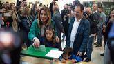 Compromisarios de VOX insultan a Díaz