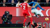 Stuani y el Girona provocan el resbalón del Atlético | 1-1