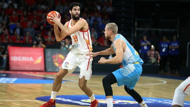 Ventanas FIBA. España gana a Ucrania y se clasifica al Mundial chino | 72-68