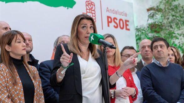 Díaz rechaza la 'invitación a irse' de Moncloa