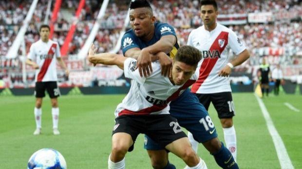Copa Libertadores. River y Boca se preparan para el Bernabéu
