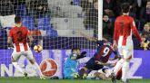 El Athletic se hunde, aún más, ante el Levante | 3-0