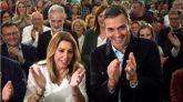 Ábalos respalda a Díaz tras el enroque de la líder andaluza