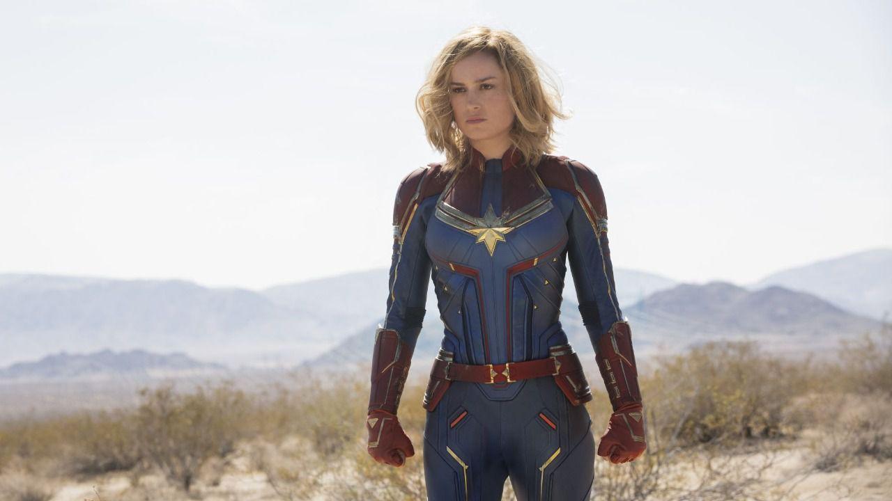 Nuevo tráiler de la superheroína Capitana Marvel