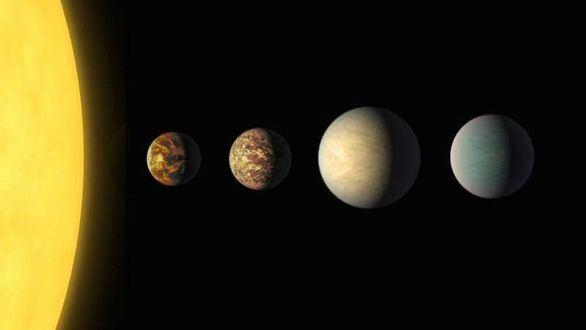 Descubrimiento masivo de exoplanetas: hallan más de un centenar en sólo tres meses