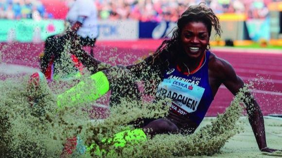 IAAF. Eliud Kipchoge y Caterine Ibargüen, Mejores Atletas Mundiales de 2018