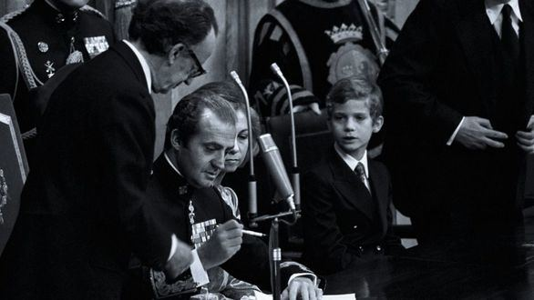 40 años de Constitución, de libertad y de democracia
