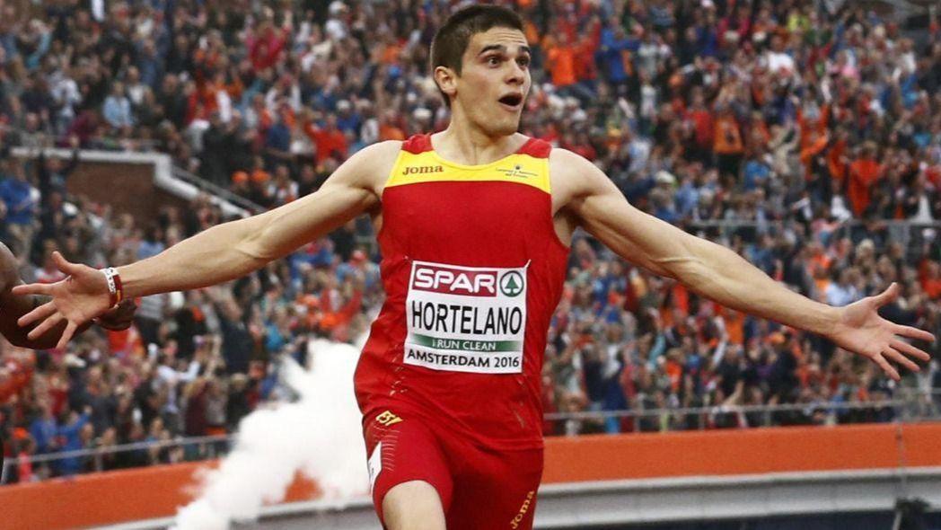 Atletismo. Así ve Hortelano, la gran esperanza española, el Mundial de Catar 2019