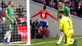 El Atlético cumple ante el Alavés y presiona al Barcelona | 3-0