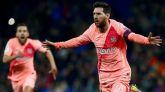 El Barcelona arrasa al Espanyol y defiende su estatus de patrón liguero | 0-4