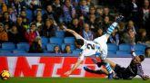 El Valladolid conquista Anoeta y frena a la Real Sociedad | 1-2