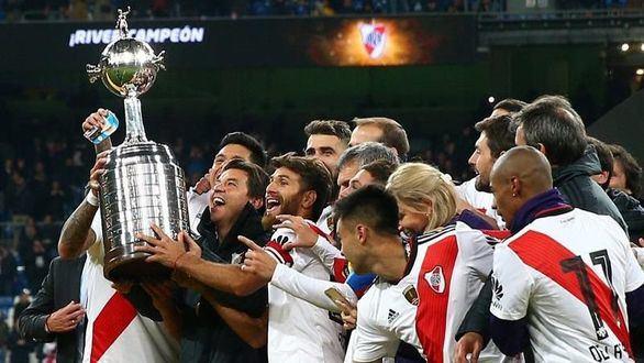 Copa Libertadores. River Plate derriba a Boca y abraza la gloria en un Madrid efectivo | 3-1