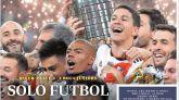El fútbol, el único protagonista del domingo
