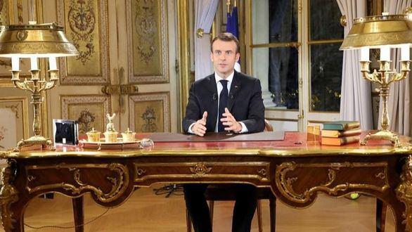 Macron subirá el salario mínimo y bajará impuestos