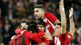 Un penalti a lo 'panenka' de Aduriz da al Athletic un triunfo vital | 1-0