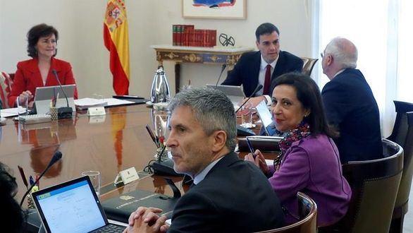 Indecisión del Gobierno sobre el Consejo de Ministros en Barcelona