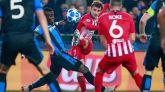 El Atlético se deja ir ante el Brujas y pasa como segundo | 0-0