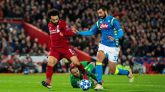 Salah y Alisson destierran al Nápoles y clasifican al Liverpool | 1-0