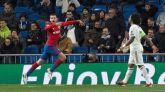 El CSKA sonroja a un Real Madrid bisoño | 0-3