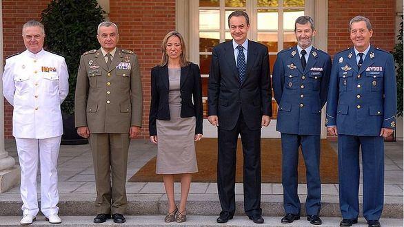 El jefe del Estado Mayor del Ejército de Tierra con Zapatero se pasa a Vox