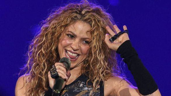 Shakira cree que es un