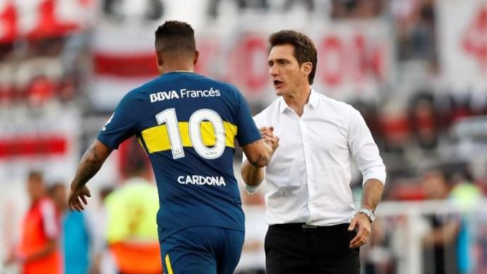 Copa Libertadores. El precio de perder la final con River: Boca echa a Schelotto