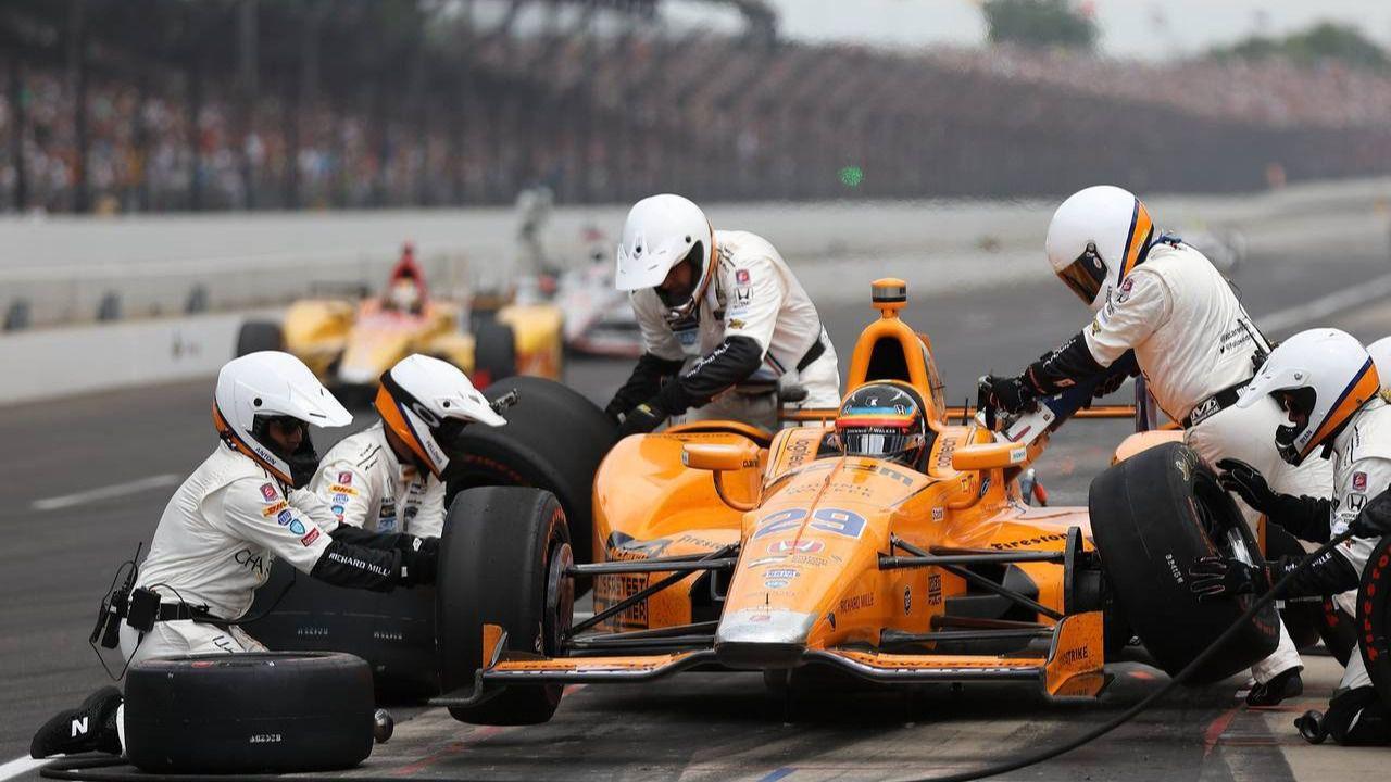 Indy500. Las 500 Millas de Indianápolis se rinden a Fernando Alonso