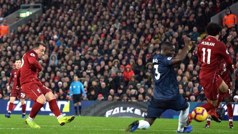 Ligas europeas. El Liverpool defiende estatus y deja a Mourinho al borde de la lona