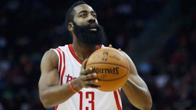 NBA. James Harden despega y los Houston Rockets al fin toman altura