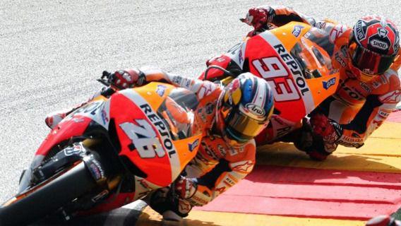 MotoGP. Estalla la guerra entre Dani Pedrosa y su jefe en Honda, Puig