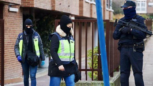 Detenidos dos yihadistas en Cataluña y Vitoria
