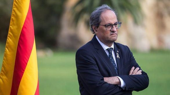 Jordi Sánchez anima a Torra a reunirse con el Gobierno el 21-D