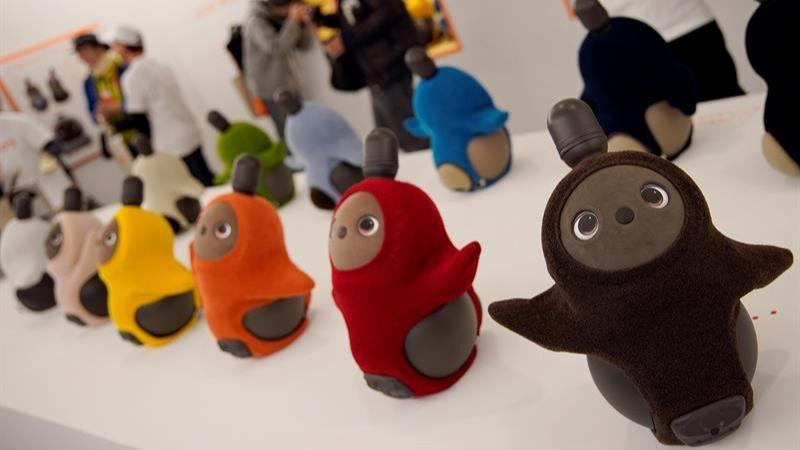 Así es Lovot, la versión nipona del Furby que promete poner fin a la soledad