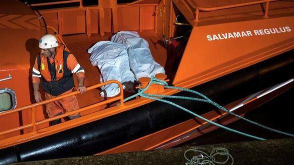 Segundo naufragio en la Costa da Morte en menos de 24 horas