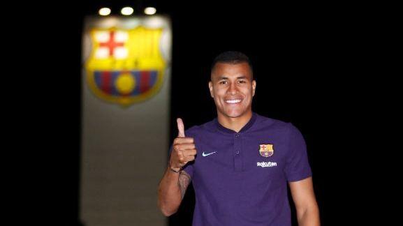 Murillo es el elegido para frenar la sangría de centrales del Barcelona