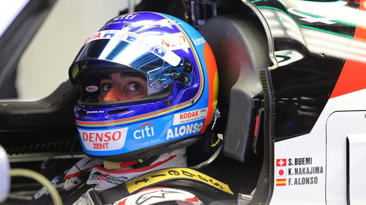 Dakar. Fernando Alonso se asoma al rally más pomposo del planeta