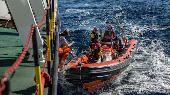 El Open Arms desembarcará en Algeciras con más de 300 inmigrantes