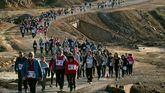 Marcha entre Nerva y El Campillo