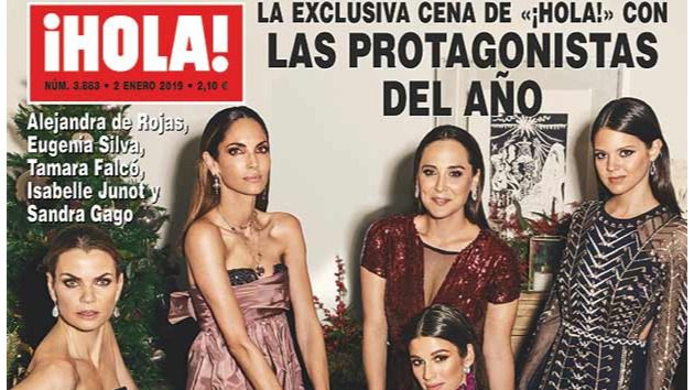 Cena de gala en ¡Hola! y los detalles del robo en casa de Kiko Hernández