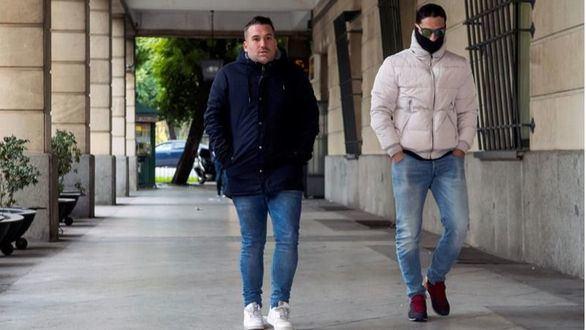 La Audiencia de Navarra decide si La Manada entra en prisión
