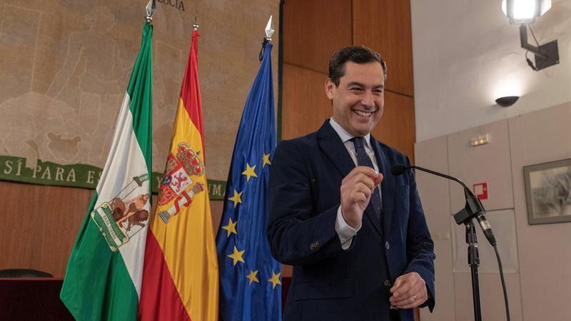 Terminan 36 años de Gobierno socialista en Andalucía
