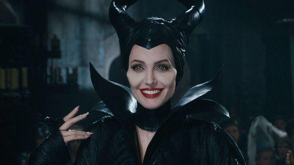 Angelina Jolie protagoniza la película 'Maléfica'.